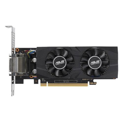 Видеокарта ASUS nVidia GeForce GTX 1050TI , GTX1050TI-O4G-LP-BRK, 4Гб, GDDR5, OC, Ret цена