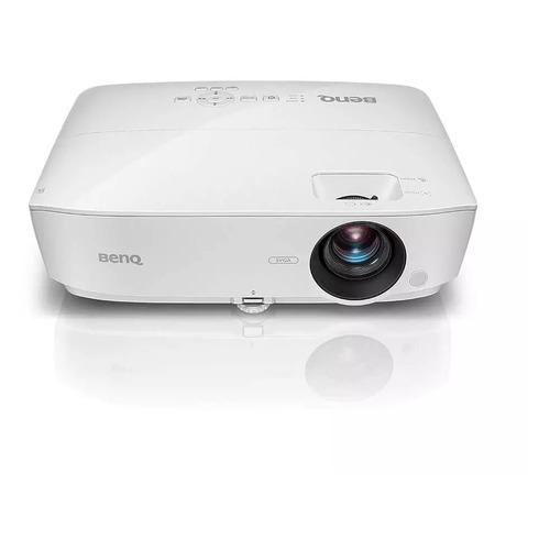 Фото - Проектор BENQ MS535, белый [9h.jjw77.33e] проектор benq w2000 dlp 1920x1080 2000 ansi lm 15000 1 vga hdmi rs 232 9h y1j77 17e