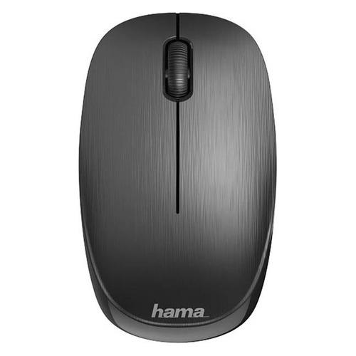 Мышь HAMA MW-110, оптическая, беспроводная, USB, черный [00182618] MW-110 по цене 360