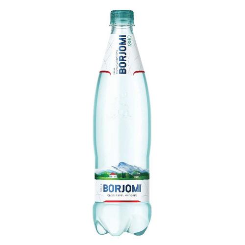 Вода минеральная БОРЖОМИ газированная, 500мл, пластик минеральная вода от изжоги при беременности