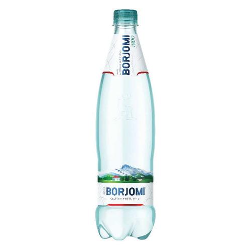 Вода минеральная БОРЖОМИ газированная, 750мл, пластик минеральная вода от изжоги при беременности