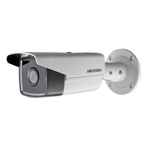 Фото - Видеокамера IP HIKVISION DS-2CD2T23G0-I8, 1080p, 4 мм, белый видеокамера ip hikvision ds 2cd2t22wd i8 12 12мм цветная