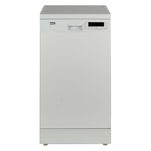 Посудомоечная машина BEKO DFS25W11W, узкая, белая