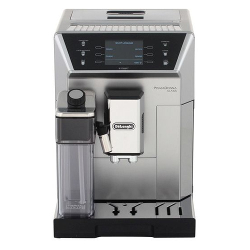 Кофемашина DELONGHI ECAM550.75.MS, серебристый megalight xf8031al white