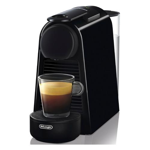 Капсульная кофеварка DELONGHI Nespresso Essenza mini Bundle EN85.B, 1260Вт, цвет: черный [0132191762] цена и фото