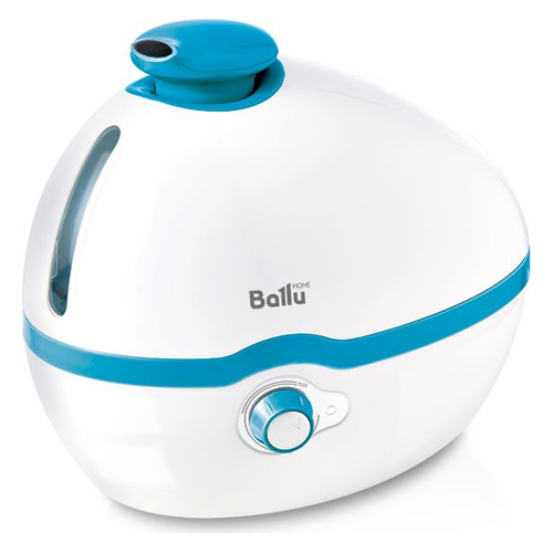 Фото - Увлажнитель воздуха BALLU UHB-100, белый / голубой увлажнитель воздуха starwind shc1232 25вт ультразвуковой белый голубой