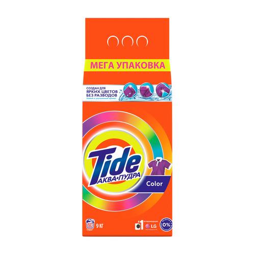 Стиральный порошок TIDE Color, автомат, 9кг