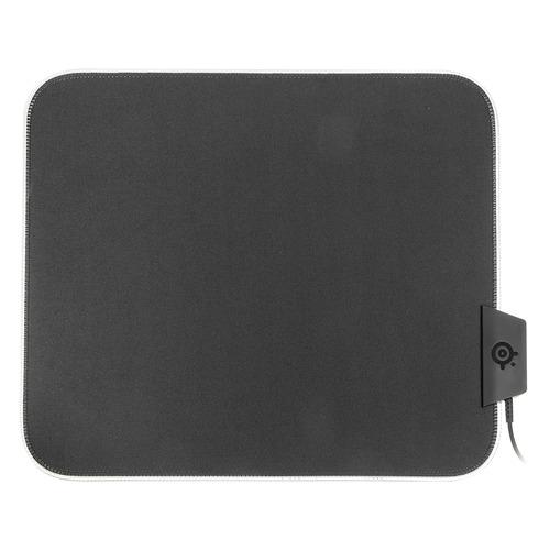 Коврик для мыши SteelSeries QcK Prism Cloth, Medium, черный [63825] коврик steelseries medium qck edge black