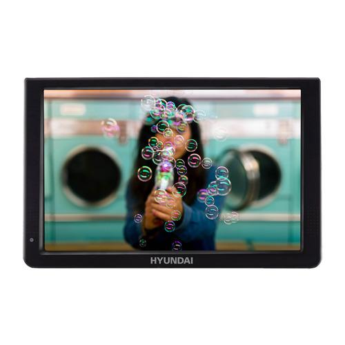 Фото - Портативный плеер HYUNDAI H-LCD1200, 11.6, черный тв тюнер