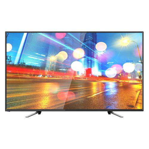 Фото - LED телевизор HARTENS HTV-55F01-T2C/A7 FULL HD (1080p) yuanbotong hd 003 1080p hd hdmi male to female video adapter w micro usb led black