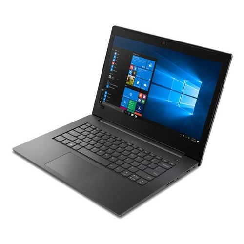 Ноутбук LENOVO V130-14IKB, 14, Intel Core i3 6006U 2.0ГГц, 4Гб, 500Гб, Intel HD Graphics 520, Windows 10 Professional, 81HQ00FXRU, темно-серый
