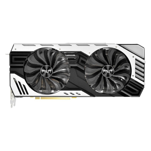 Видеокарта PALIT nVidia GeForce RTX 2080 , PA-RTX2080 Super Jetstream 8G, 8Гб, GDDR6, Ret [ne62080u20p2-1040j]