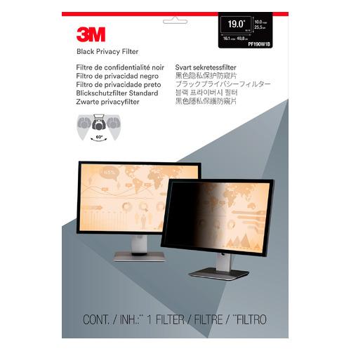 Экран защиты информации 3M PF190W1B для монитора 19