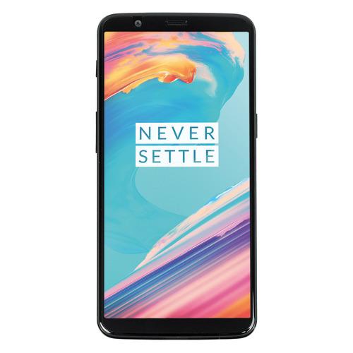 Смартфон ONEPLUS 5T 64Gb, черный oneplus черный 8gb128gb