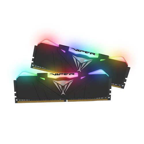 Модуль памяти PATRIOT Viper RGB PVR416G413C9K DDR4 - 2x 8Гб 4133, DIMM, Ret