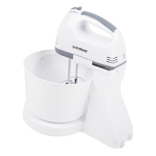 Миксер ENDEVER SIGMA-11, с чашей, белый [80359] цена
