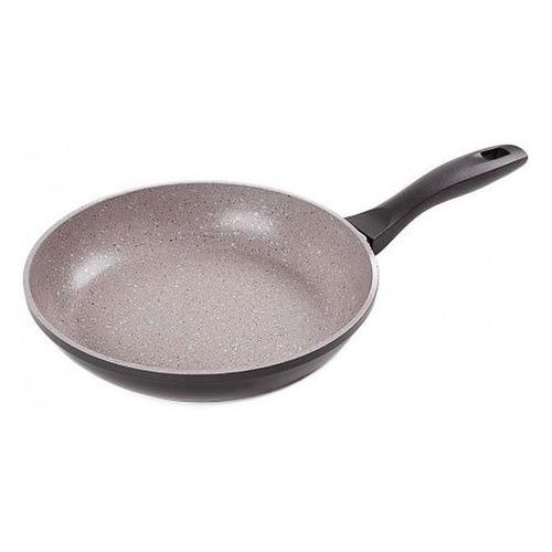 Фото - Сковорода ENDEVER Stone-Grey Stone-Grey-26, 26см, без крышки, серый [80647] посуда для приготовления пищи