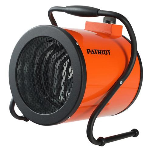 Тепловая пушка электрическая PATRIOT PT-R 3, оранжевый [633307260]