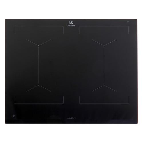 Индукционная варочная панель ELECTROLUX IPE6474KF, индукционная, независимая, черный цена и фото