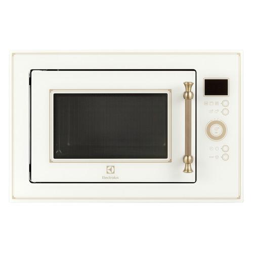 Микроволновая Печь Electrolux EMT25203OC 25л. 900Вт кремовый/золотистый (встраиваемая)