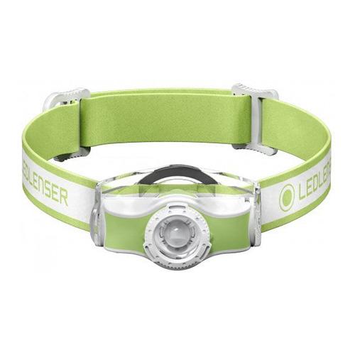 все цены на Налобный фонарь LED LENSER MH3, зеленый / белый [501593] онлайн