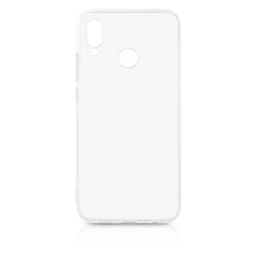 Чехол (клип-кейс) DF hwCase-63, для Huawei Honor 8X/8X Premium, прозрачный DF HWCASE-63