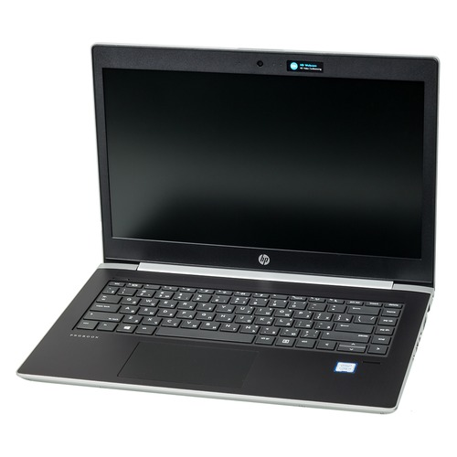 Ноутбук HP ProBook 440 G5, 14, Intel Core i5 7200U 2.5ГГц, 4Гб, 500Гб, Intel HD Graphics 620, Windows 10 Professional, 4WV57EA, серебристый