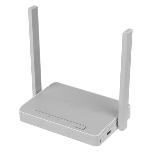 Беспроводной роутер KEENETIC DSL, ADSL 2/2+, белый цена