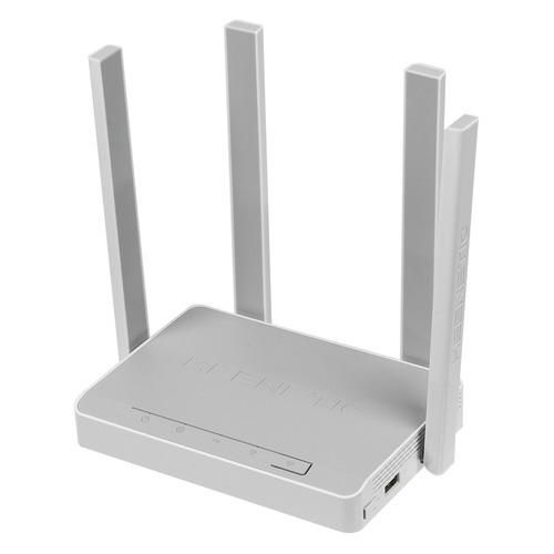 Беспроводной роутер KEENETIC Duo, ADSL 2/2+, белый беспроводной маршрутизатор asus rt ac87u 802 11ac 2400мбит с 2 4 ггц и 5ггц 4xgblan usb3 0 поддержка iptv 3g 4g модемов