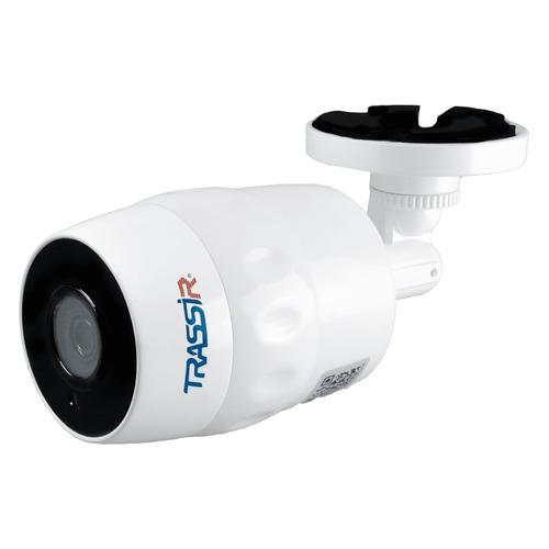 Фото - Видеокамера IP TRASSIR TR-D2121IR3W, 1080p, 3.6 мм, белый видеокамера ip trassir tr d2121ir3 1080p 2 8 мм белый