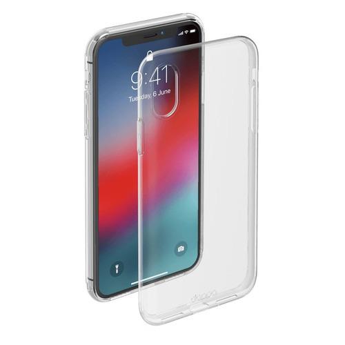 Чехол (клип-кейс) DEPPA Gel Case, для Apple iPhone XR, прозрачный [85354] Gel Case по цене 161