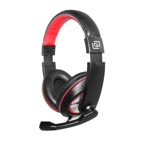 цена Гарнитура OKLICK HS-L390G DRAGON, для компьютера, мониторные, черный / красный [jd-728s] онлайн в 2017 году