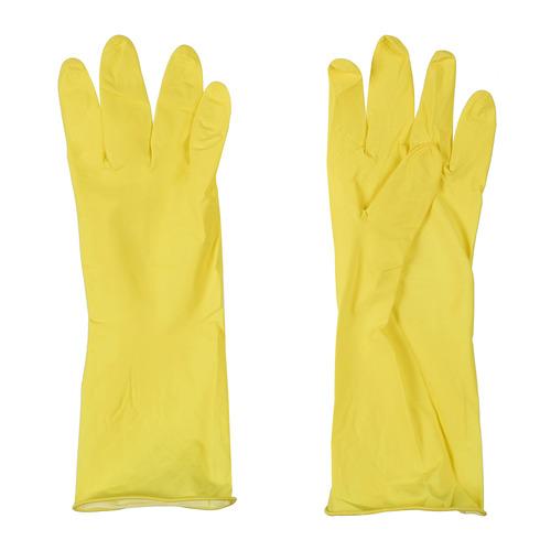 Перчатки хлопок TEXTOP многоразовые, размер: S, латекс, 1 пара [t800]