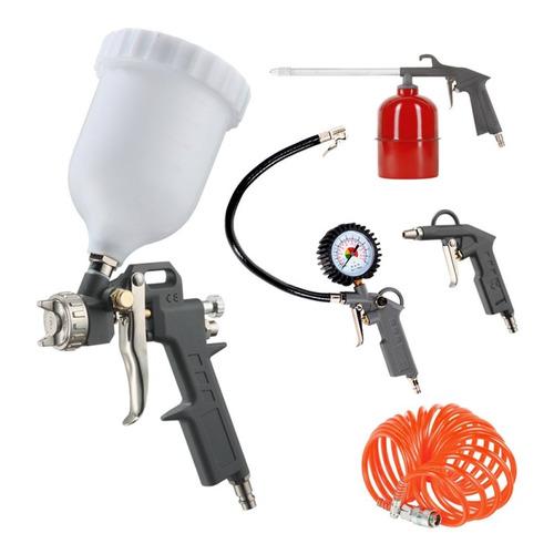 Фото - Набор пневмоинструментов PATRIOT KIT 5A, 5 предметов [830901060] cartridge fuses 125v 5a slo blo 5
