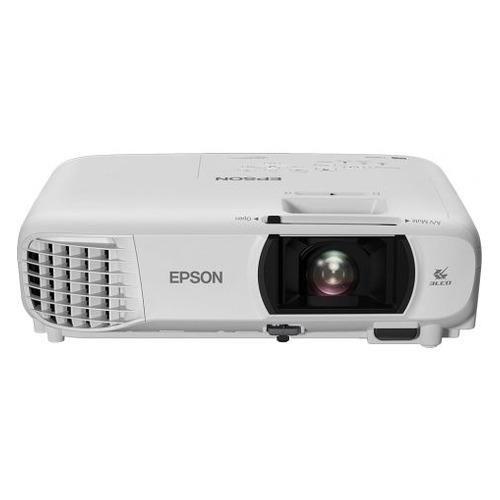 Фото - Проектор EPSON EH-TW610, белый [v11h849140] кеды мужские vans ua sk8 mid цвет белый va3wm3vp3 размер 9 5 43