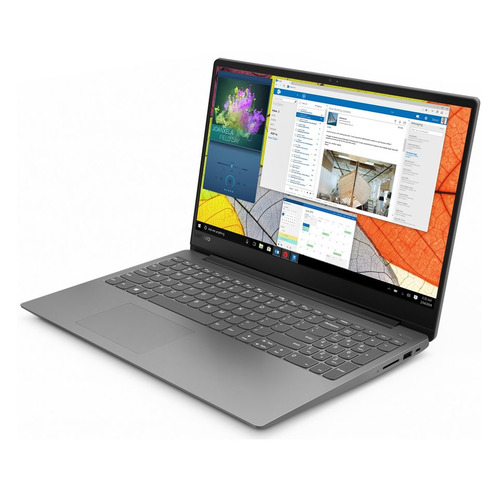 Ноутбук LENOVO IdeaPad 330S-15IKB, 15.6, IPS, Intel Core i3 8130U 2.2ГГц, 6Гб, 256Гб SSD, Intel UHD Graphics 620, Windows 10, 81F500URRU, серый lenovo ideacentre 510 23ish f0cd008trk белый 6гб windows intel core i3