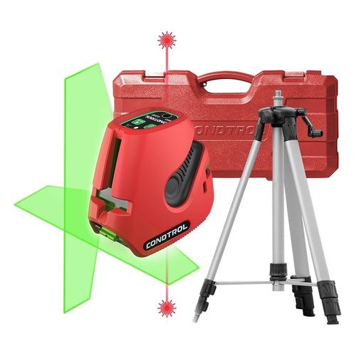 Лазерный нивелир CONDTROL NEO G220 set [1-2-137] нивелир лазерный condtrol neo x200 30м