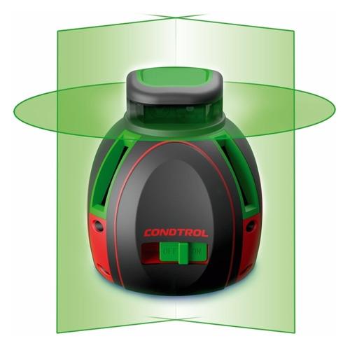 Лазерный нивелир CONDTROL Unix360 Green pro [1-2-136] нивелир лазерный condtrol unix 360 green pro 1 2 136