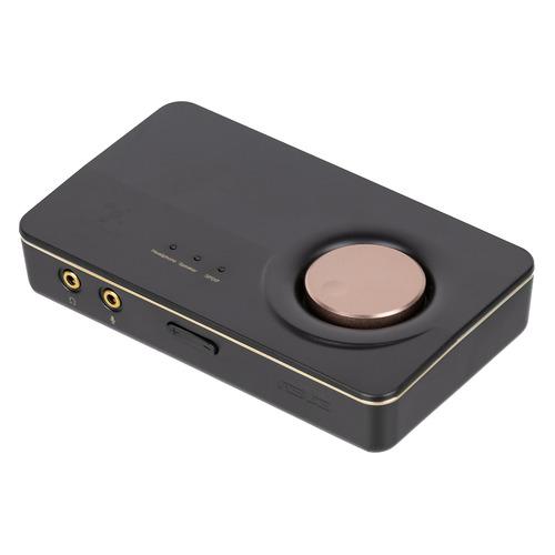 Звуковая карта USB ASUS Xonar U7 MK II, 7.1, Ret цена