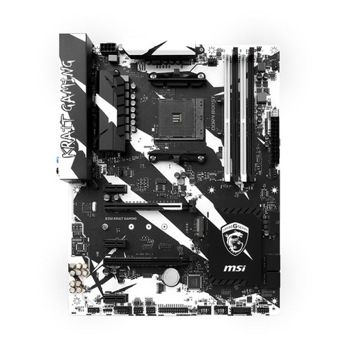 Материнская плата MSI B350 KRAIT GAMING, SocketAM4, AMD , ATX, Ret