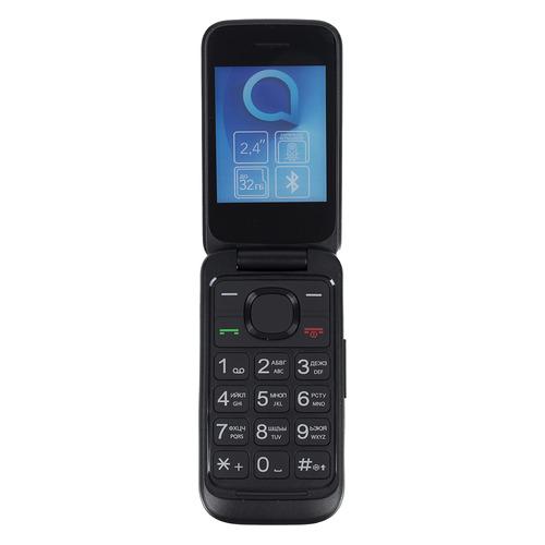Мобильный телефон ALCATEL OneTouch 2053D, черный