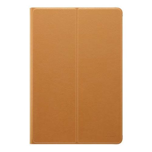 Чехол для планшета HONOR 51992663, коричневый, для Huawei MediaPad T5 10, искусственная кожа  - купить со скидкой
