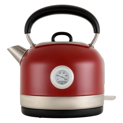 Чайник электрический POLARIS PWK 1757CA, 2200Вт, красный чайник электрический polaris pwk 1757ca красный