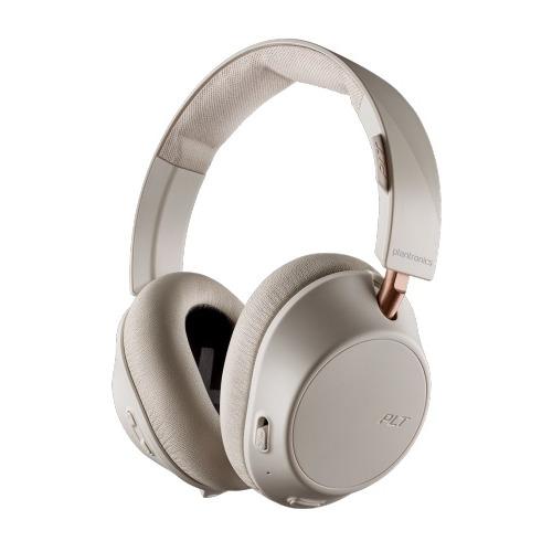 Наушники с микрофоном PLANTRONICS BackBeat Go 810, 3.5 мм/Bluetooth, мониторы, слоновая кость 211822-99
