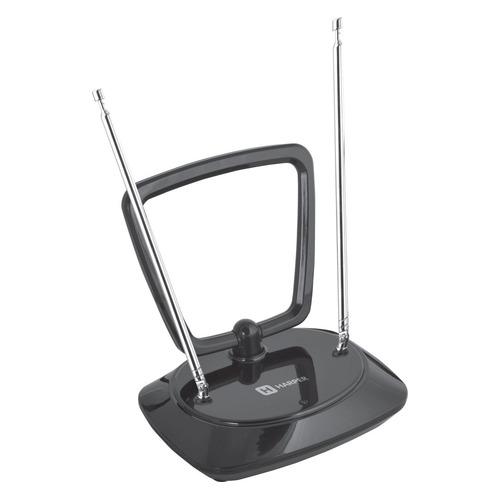 Телевизионная антенна HARPER ADVB-1415, комнатная антенна комнатная gal da 600 silver