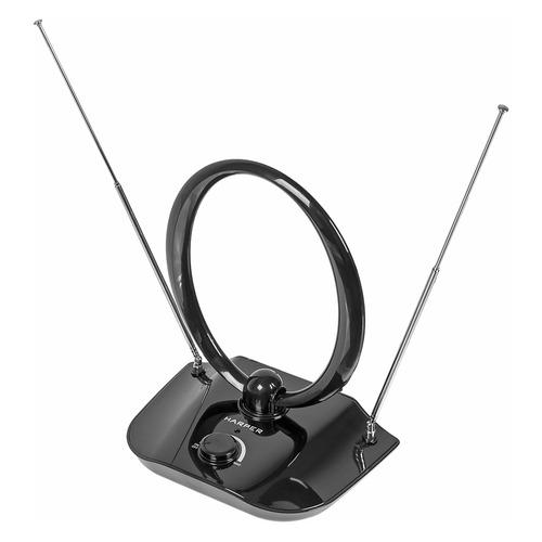 Телевизионная антенна HARPER ADVB-1420, комнатная антенна комнатная gal da 600 silver