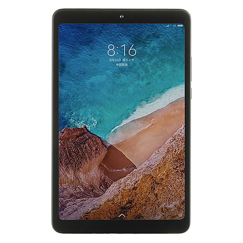 Планшет XIAOMI Mi Pad 4 4GB, 64GB, Android 8.1 черный cubot gt72 dual core android 4 4 wcdma bar phone w 4 0 ips wi fi 4gb rom white