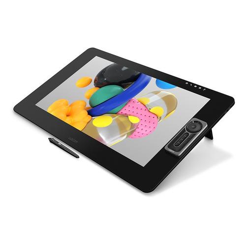 WACOM Cintiq Pro Touch черный [dth-2420] цена