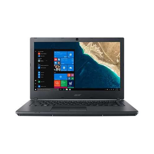 Ноутбук ACER TravelMate TMP2510-G2-M-32MT, 15.6, Intel Core i3 8130U 2.2ГГц, 4Гб, 128Гб SSD, Intel UHD Graphics 620, Windows 10 Professional, NX.VGVER.005, черный