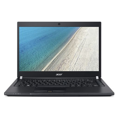 Ноутбук ACER TravelMate TMP648-G3-M-326M, 14, IPS, Intel Core i3 7130U 2.7ГГц, 4Гб, 128Гб SSD, Intel HD Graphics 620, Windows 10 Professional, NX.VGGER.002, черный
